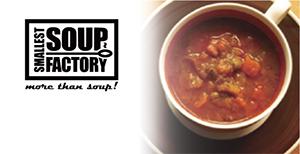 SMALLEST SOUP FACTORY(スモーレストスープファクトリー)