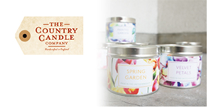 The Country Candle Company(カントリーキャンドルカンパニー)