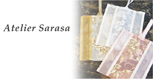 Saches Bag Atelier Sarasa(アトリエサラサ)